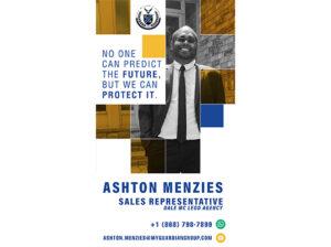 Ashton Menzies Social Story