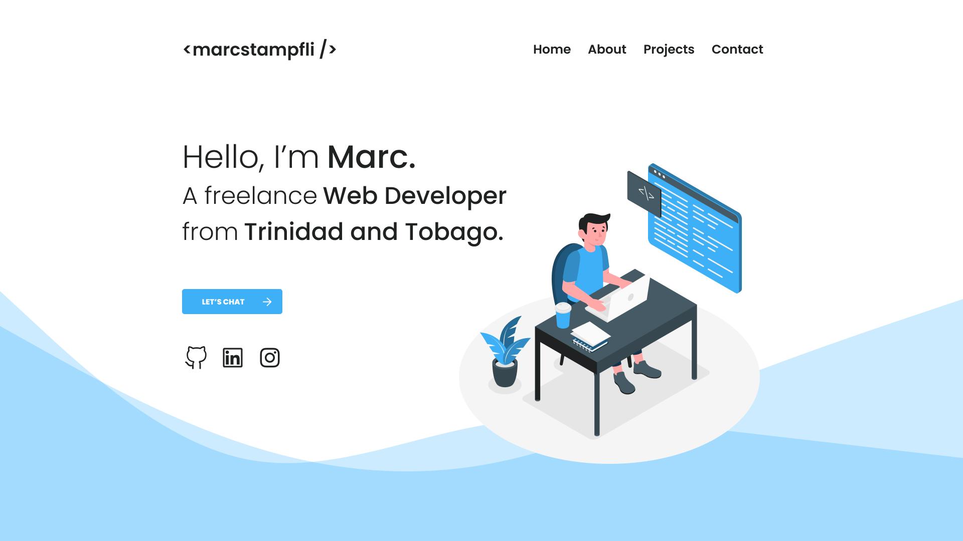 Marc Stämpfli UI Design