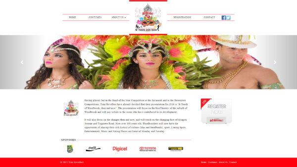 Trini Revellers Website
