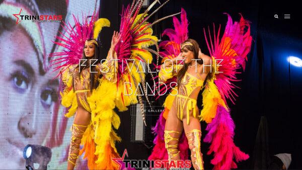 TriniStars Website